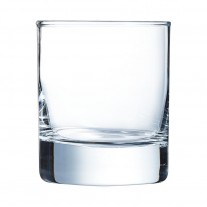 Arcoroc ARC J3312 Islande Whiskyglas, 200 ml, Glas, transparent, 6 Stück