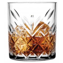 Pasabahce 52790 Timeless Whiskyglas 355 ml, transparent, 12 Stück