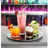 Arcoroc ARC L3751 Eskale Amouse Bouche, Tapas, Fingerfood, Universalbecher, 180 ml, Glas, transparent, 6 Stück